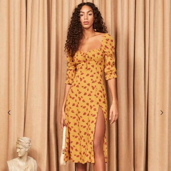 e9a584f5b29c Reformation Dresses | Marnie Dress In Size 2 | Poshmark